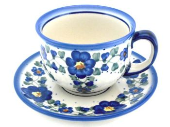 Cup & Saucer Nr. 2-AT018-EE5